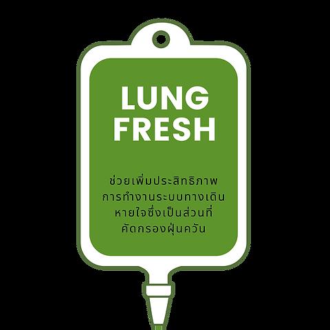 Lung Fresh - Detox IV Drip