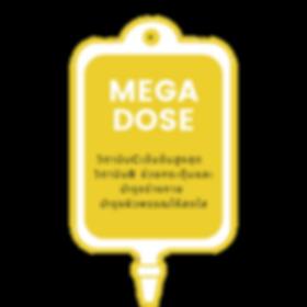 Mega Dose - Booster IV Drip