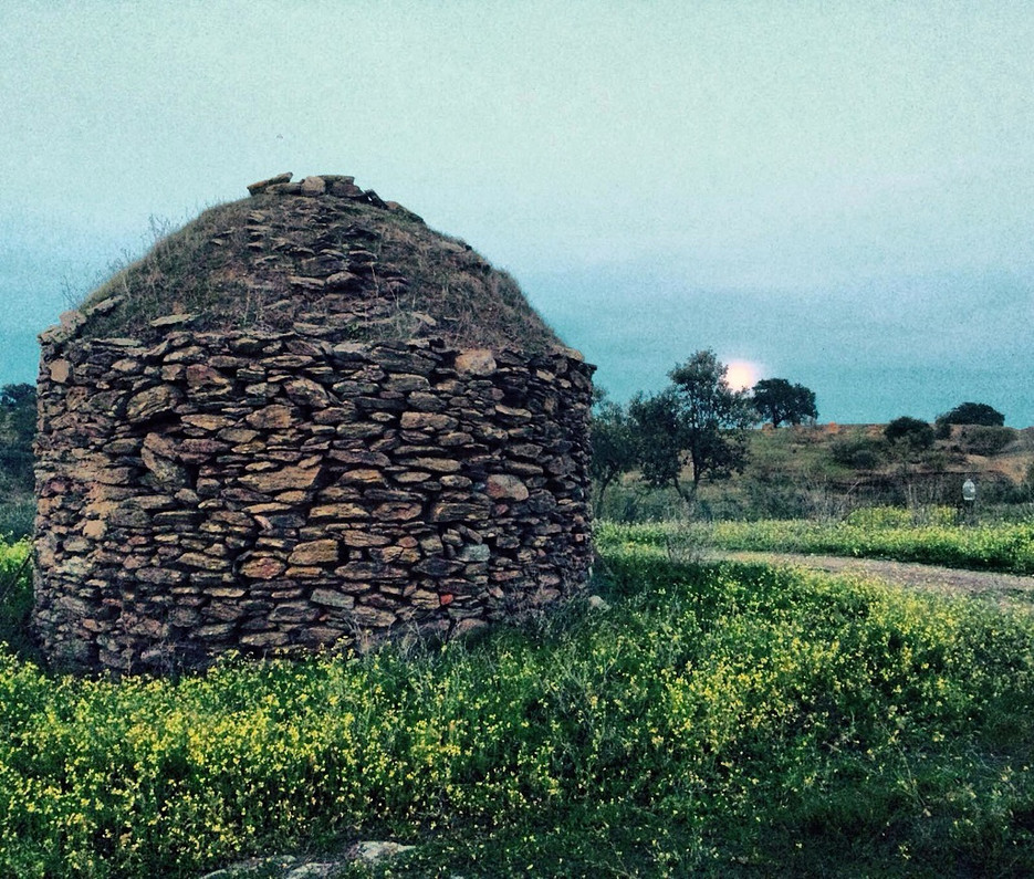 Patrimonio rural. Antiguo chozo de pastores