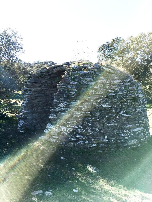 Patrimonio rural. Antiguo refugio de pastores