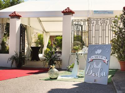 Entrada salon celebraciones bodas