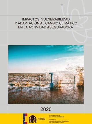 Cambio climático y sector asegurador.