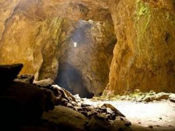 Mina la Jayona. Monumento Natural