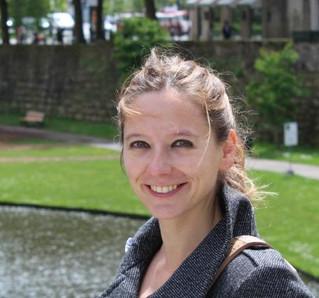 Finalista Premio Mejor Ambientóloga del Año