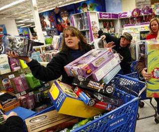 De lo sostenible e insostenible. ¡Vámonos de compras!