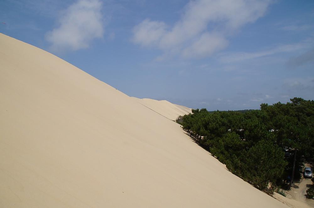 Dune du Pilat. Imagen de Dennis Buntrock