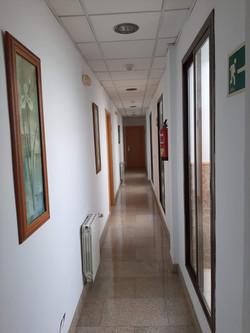 apartamentos turisticos azuaga pasillo d