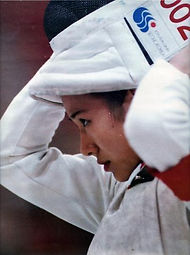 Sport Fencing Training Head Coach Huahua