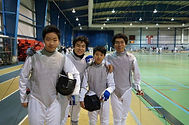 Huahua Fencing Club is in Toronto Region