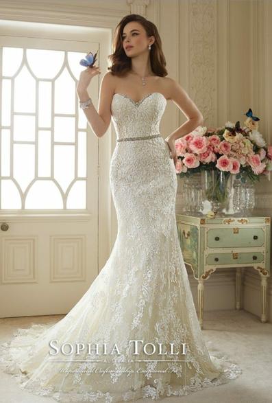 Sophia Tolli - Style Y11649
