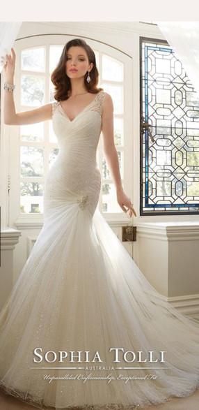 Sophia Tolli - Style y11640