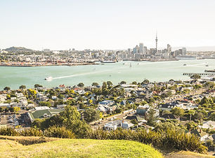 Stunning view of Auckland City from Mt. Victoria, one of the stops on our Quick Day Trips - Explore the Shore