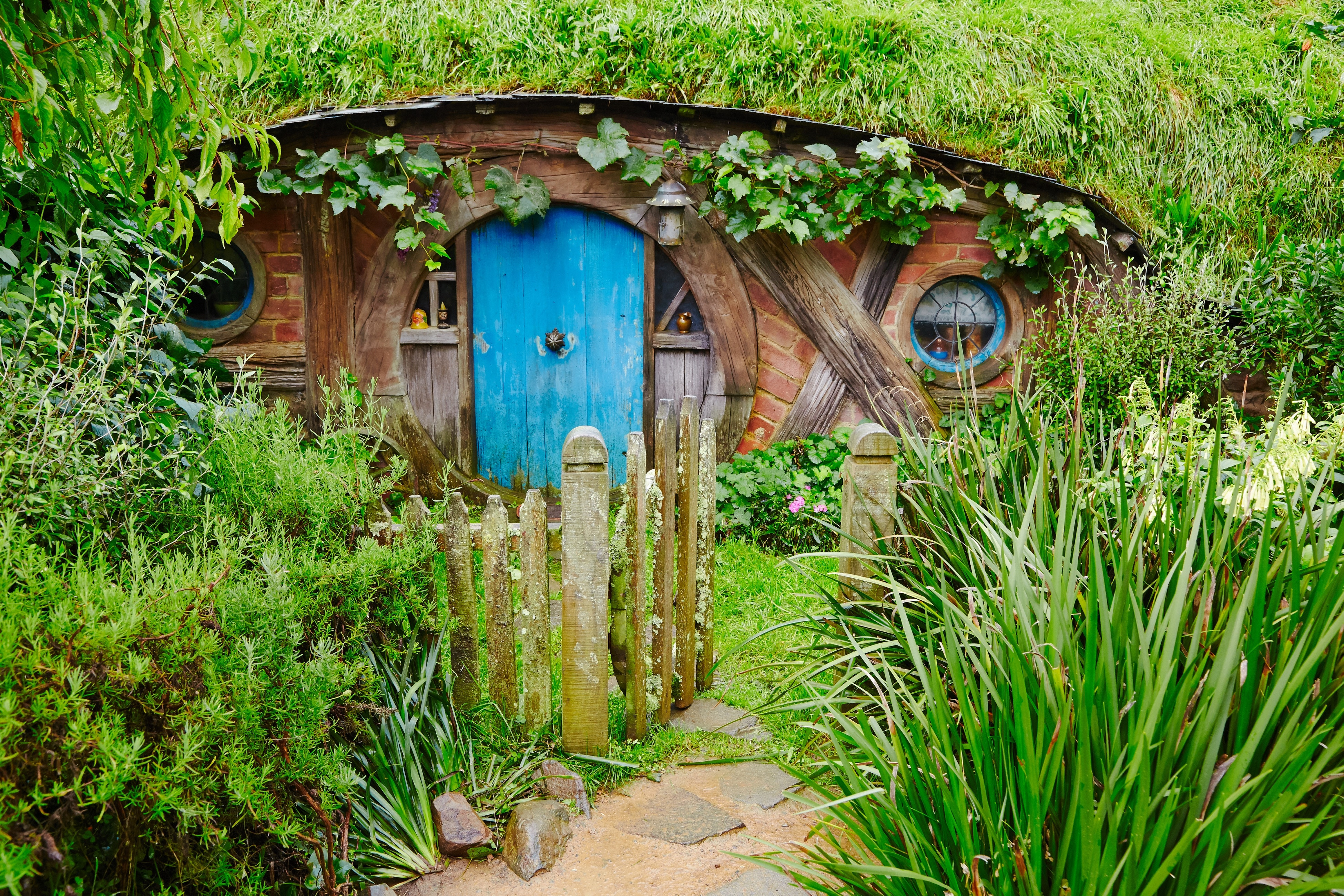 The Hobbit Tour of Hobbiton