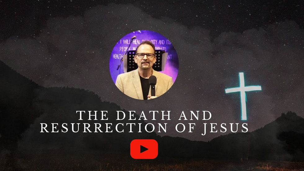 The Death and Resurrection of Jesus