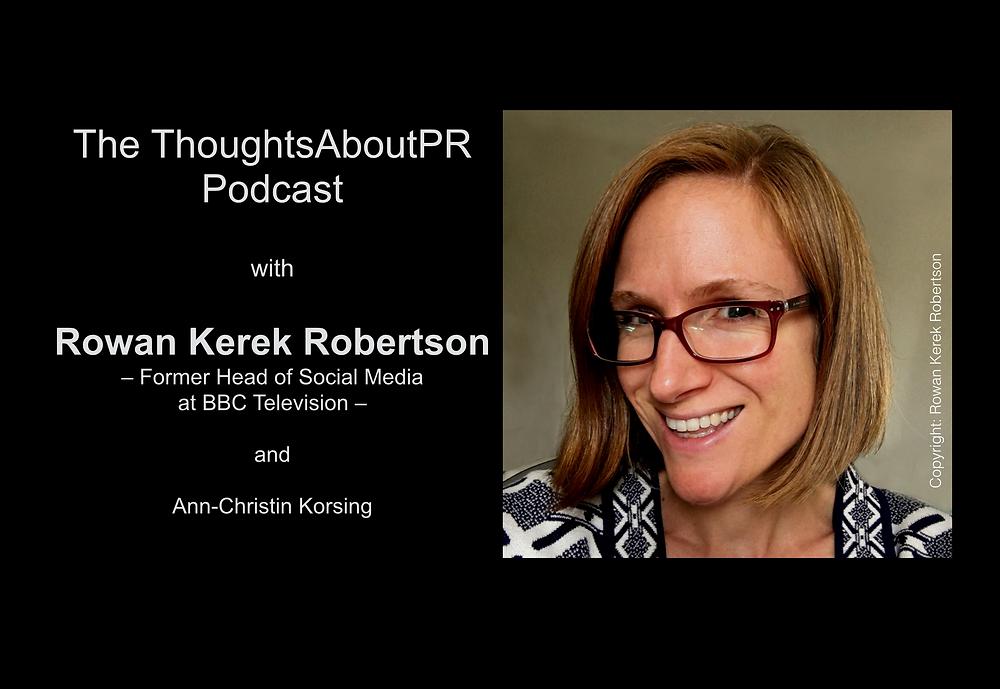 Rowan Kerek Robertson and ThoughtsAboutPR