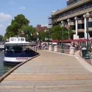 boat tour potomac