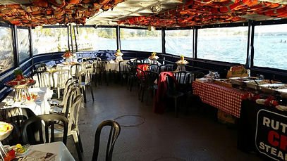 crab boat tour