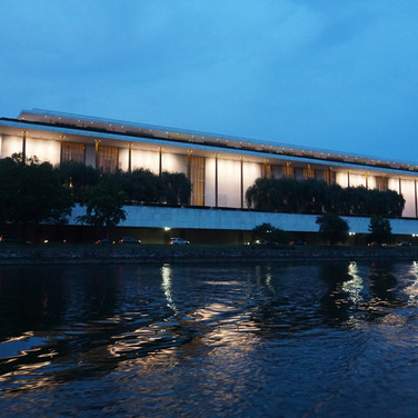 john f kennedy center for performing arts