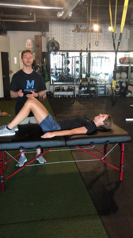The Biggest Reason You Have Low Back Pain With Olympic Lifts