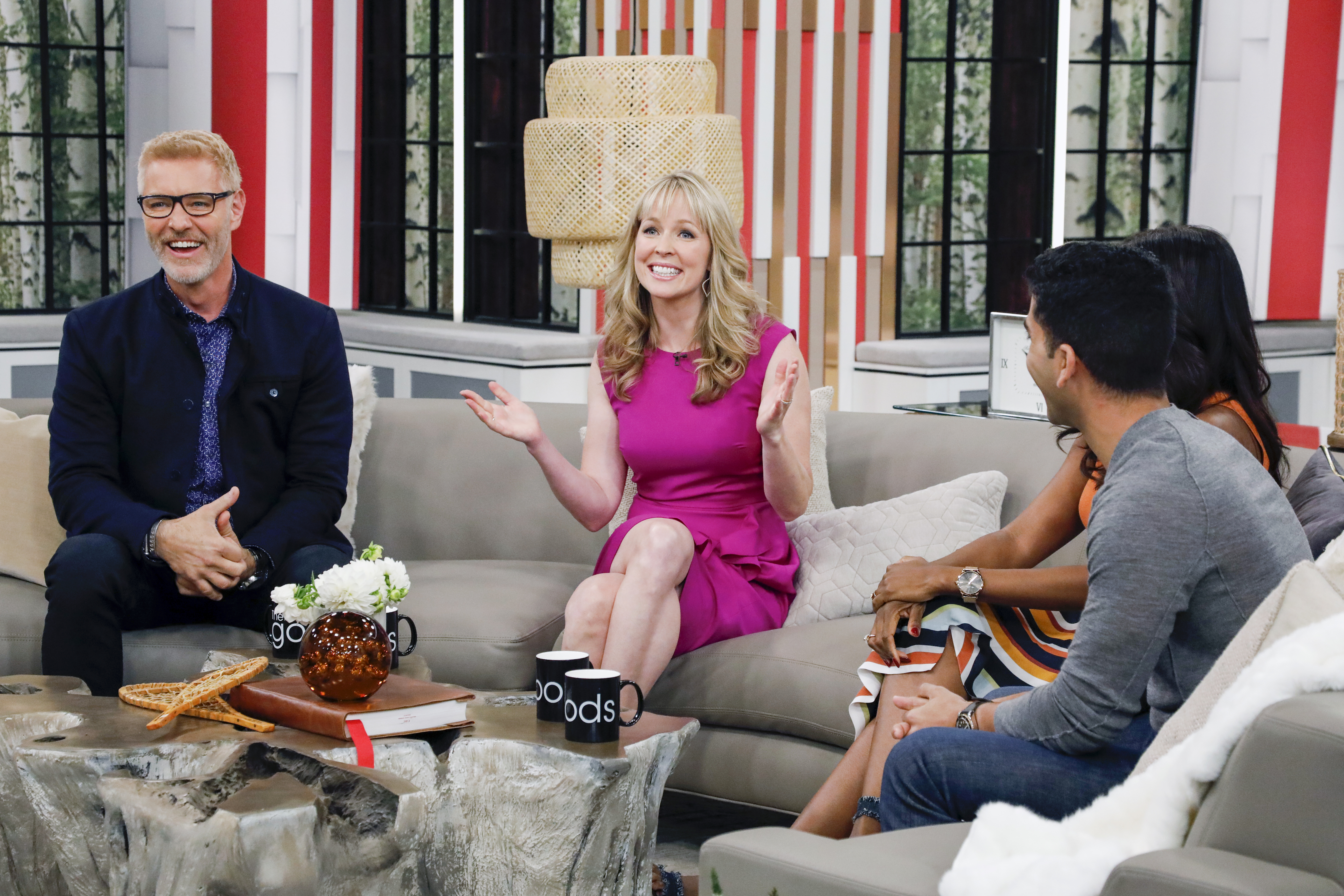 Kelly VanderBeek Guest Host CBC THE GOODS