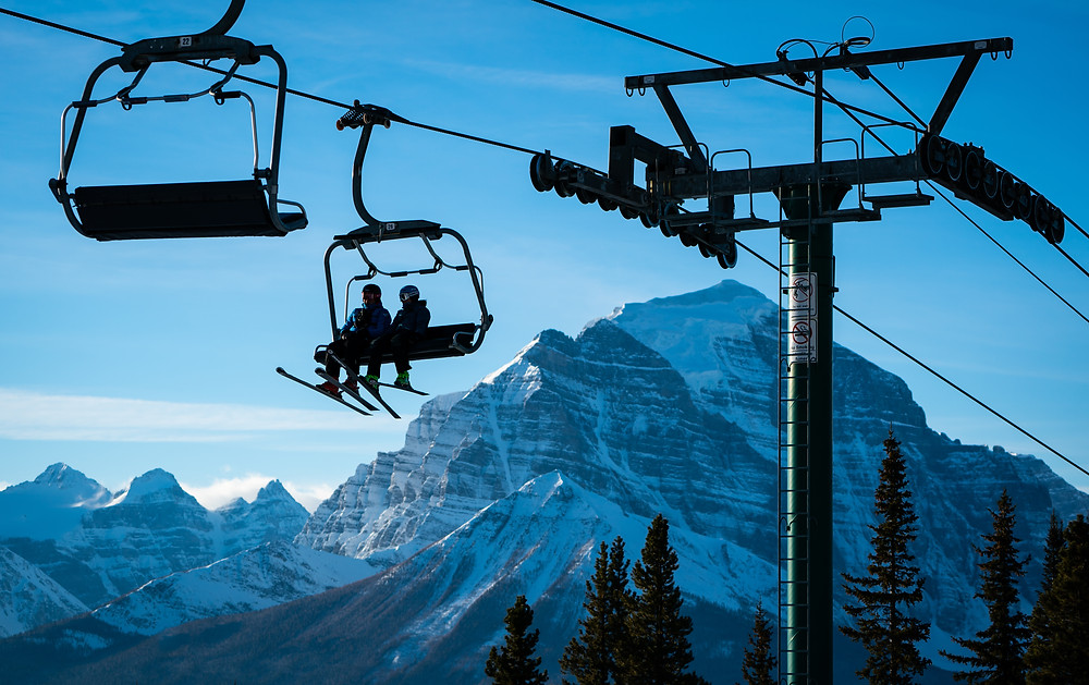 Kelly Vanderbeek Covering Alpine & Short Track for CBC - Canmore, Banff, Lake Louise Photographer - Families, Sport, Weddings