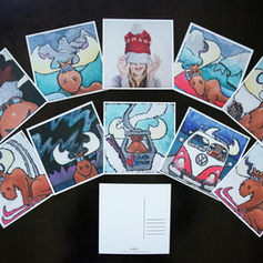 Postcards - Now For Sale