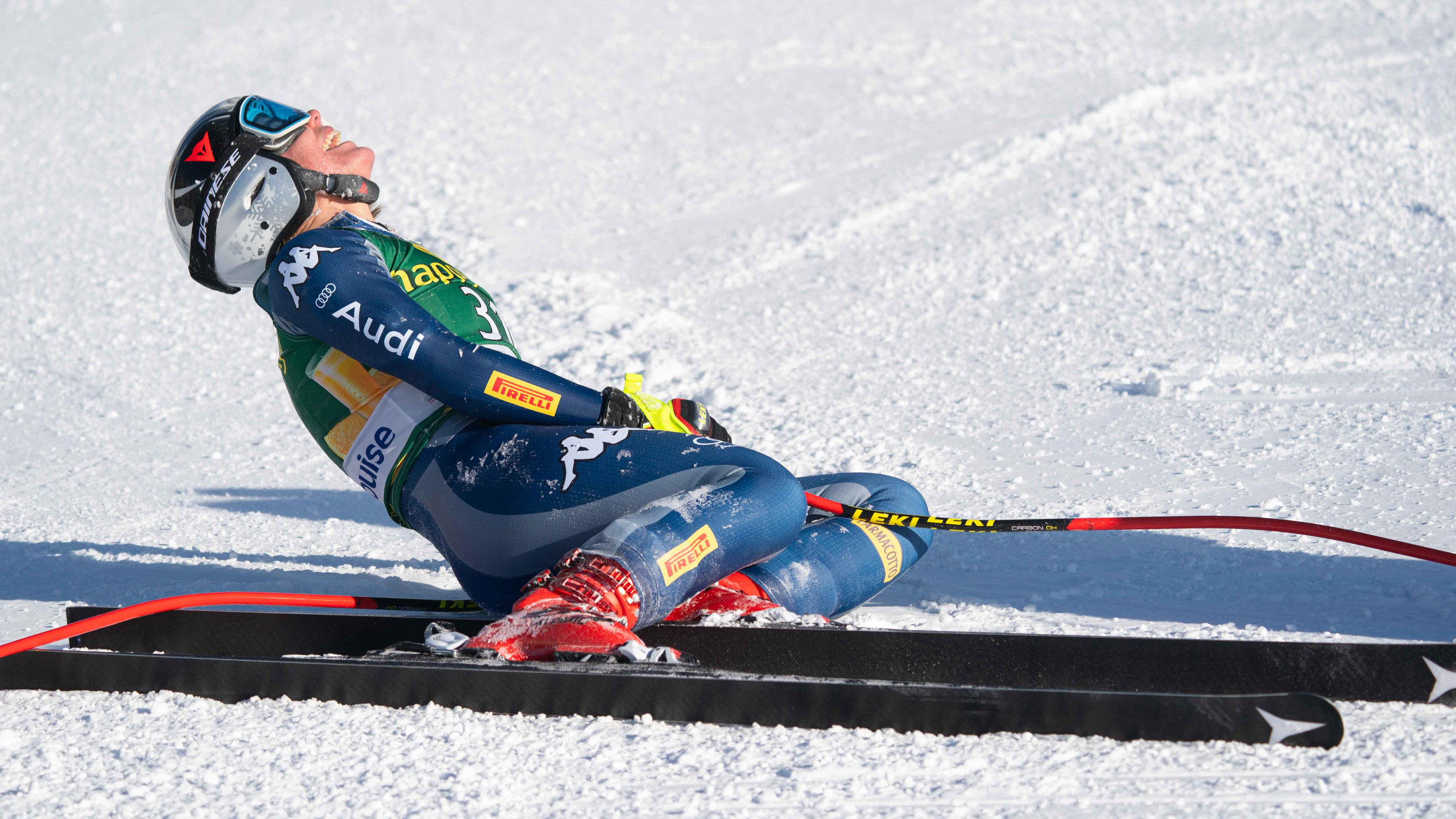 Nicol Delago - Women's SG Race - Kelly V