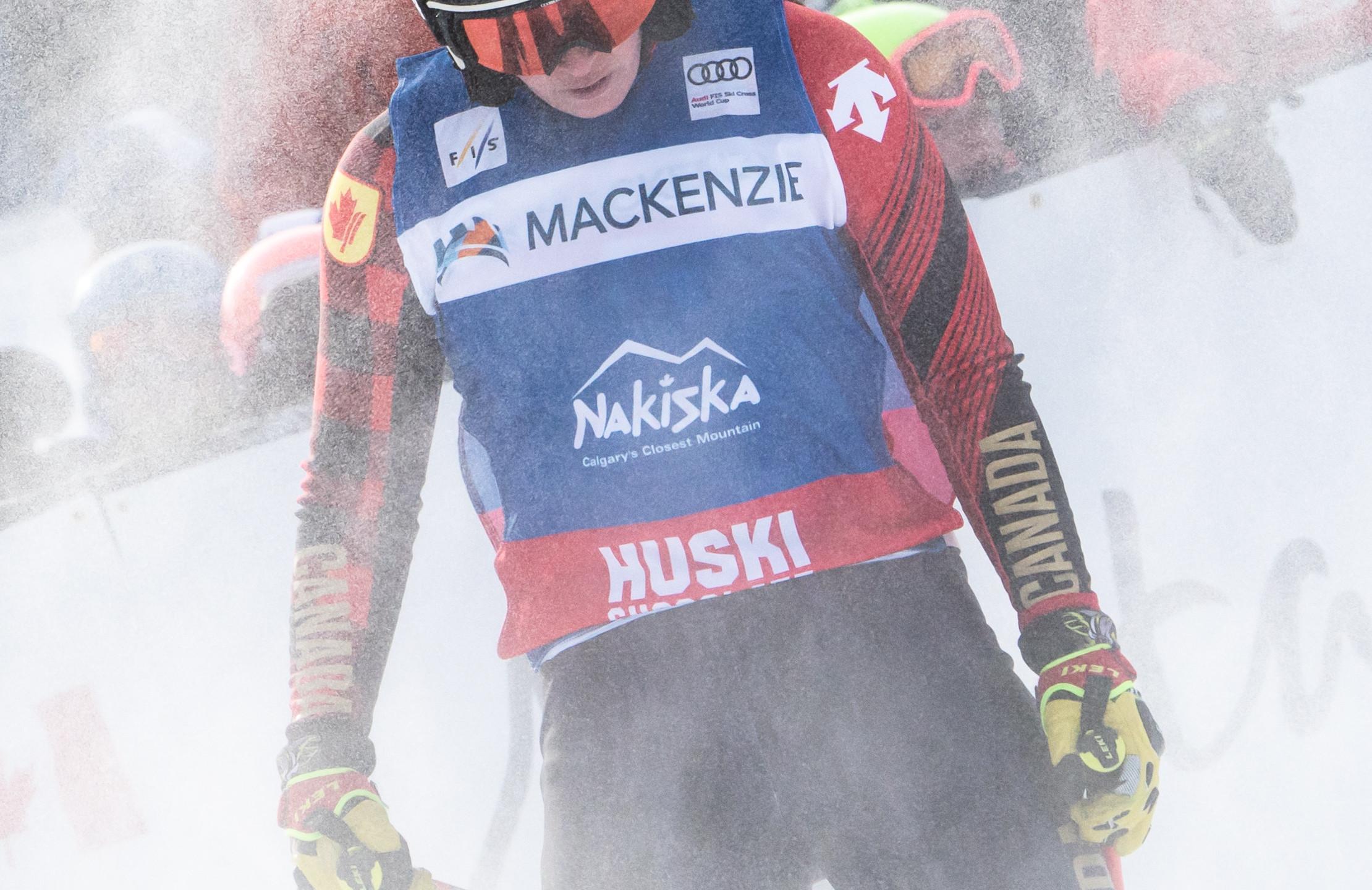 Marielle Thompson - Nakiska Ski Cross 20