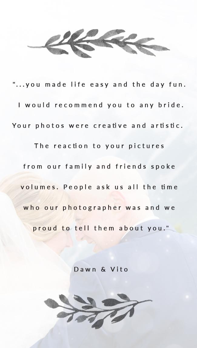 Dawn & Vito