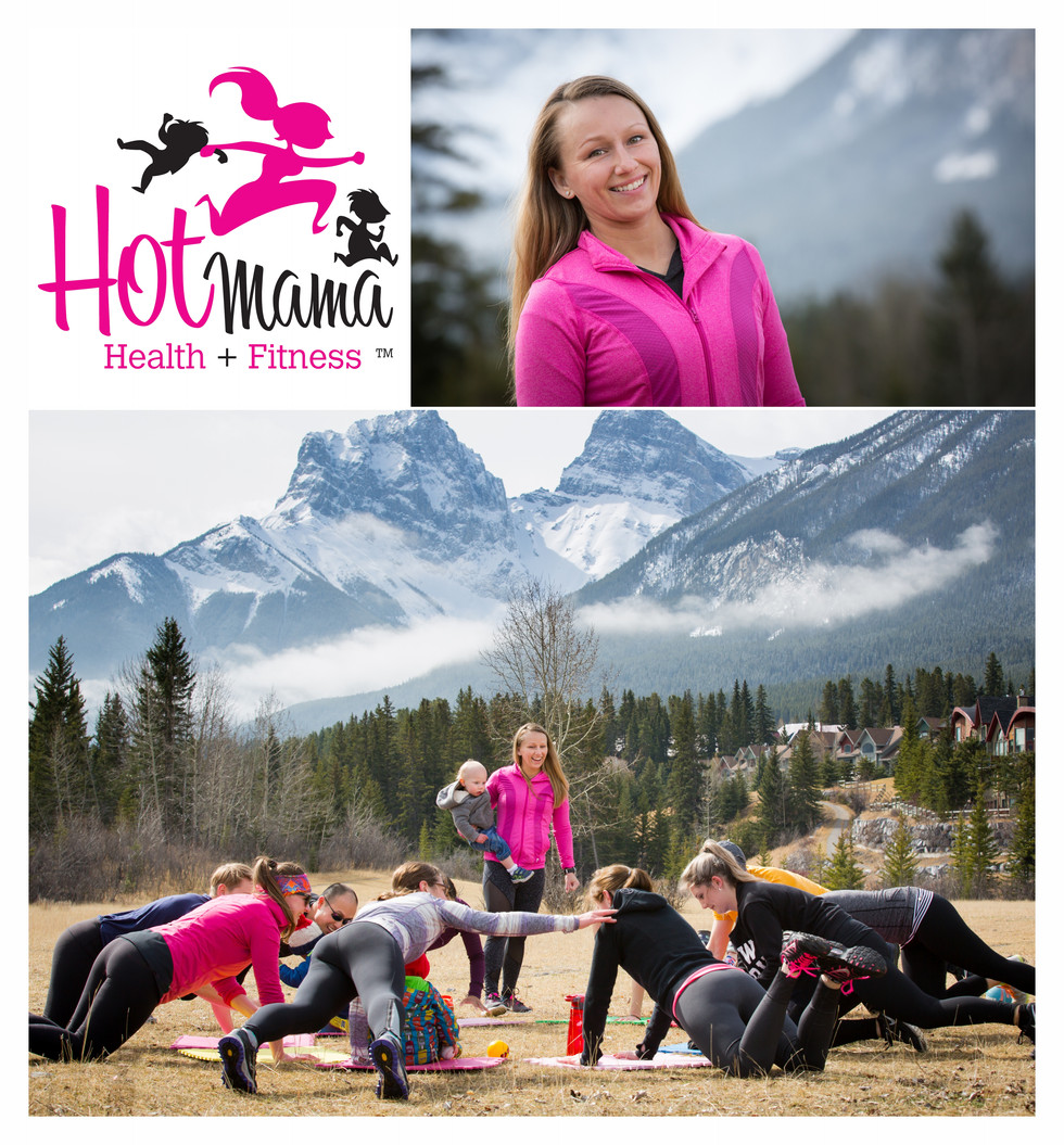 Hot Mama's In Canmore