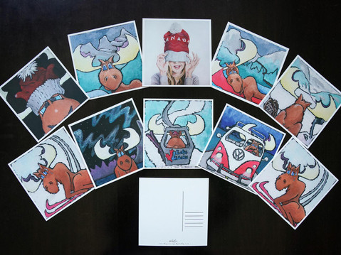 Postcards - Now Available & On Sale!