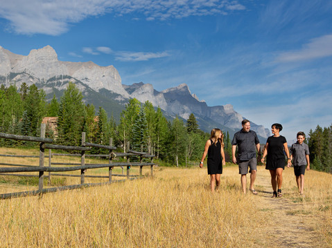 Edmonton Family - Portraits in Canmore