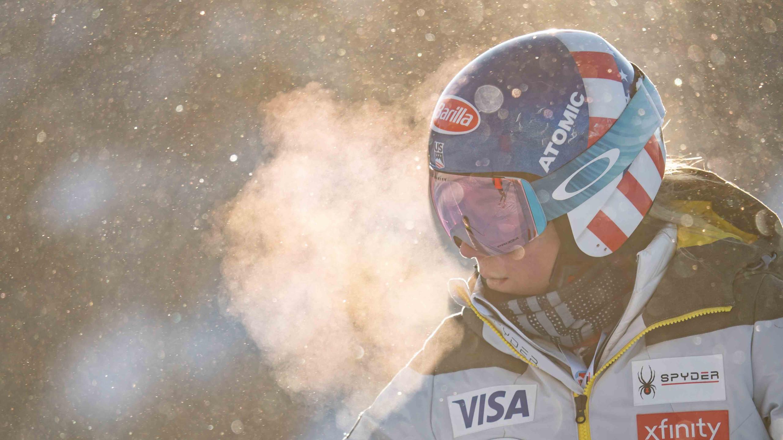 Mikaela Shiffrin - RACE #3 Women's SG -