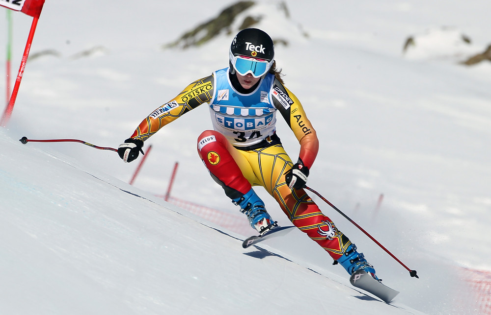 Kelly VanderBeek - Ski Racing