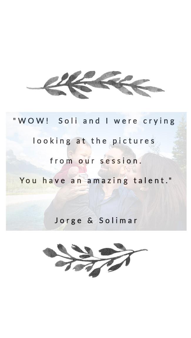 Jorge & Soli