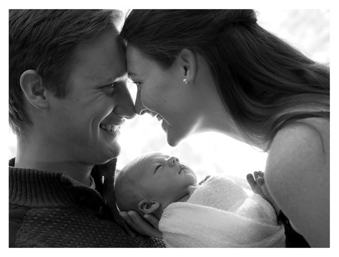 Welcoming Baby Nathan - Canmore Newborn