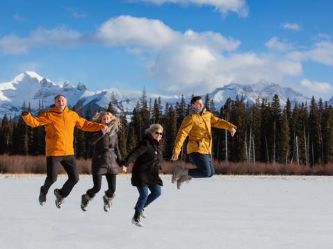 Banff Memories - Family Portrait Session