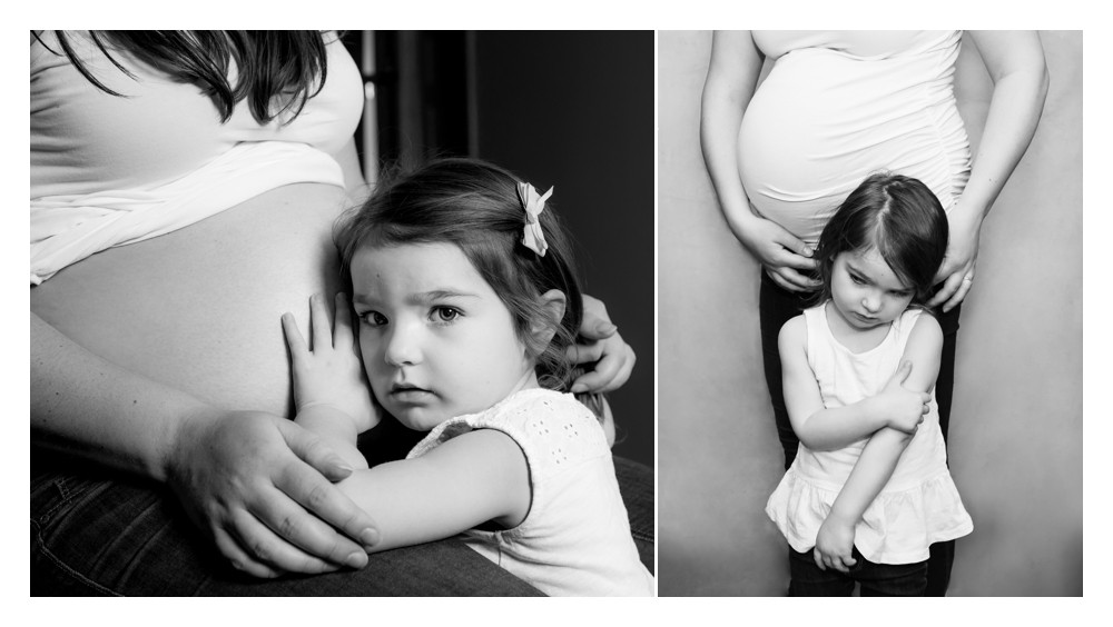 Maternity Portrait - Kelly VanderBeek - Canmore Banff based photographer