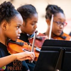 PMP Violin Students