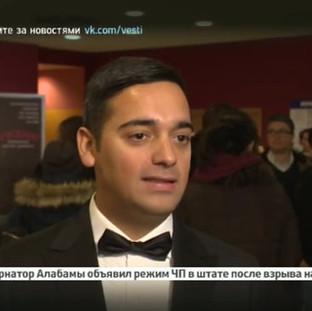 Carlo Fumo su Russia24