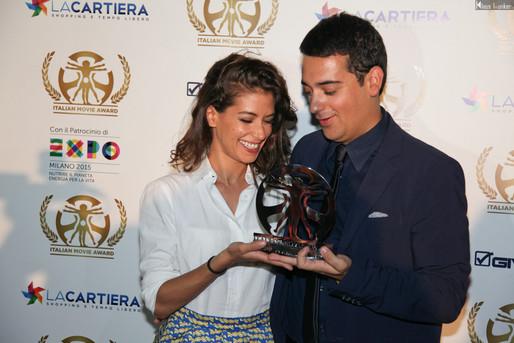 Carlo Fumo e Giulia Michelini