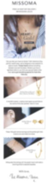 Missoma jewellery email