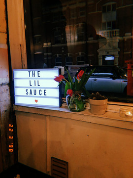 Lil Sauce Supper Club