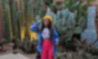 YSL museum marrakec morocco, fashion blog
