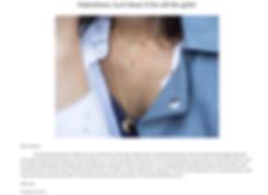 Missoma jewellery blog