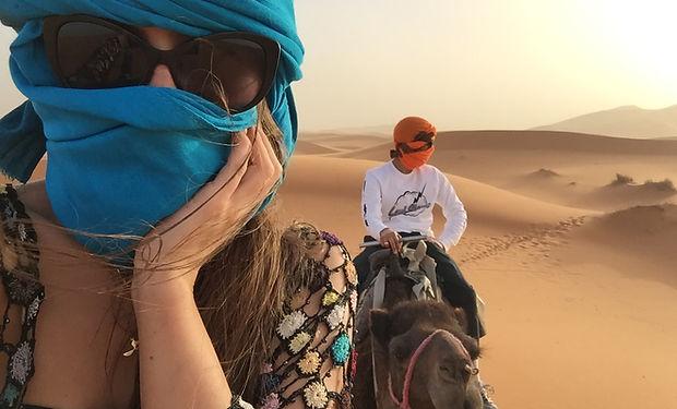 Road trip through ait benhaddou, dades gorge, sahara desert, high atlas mountains, marrakech, travel blog
