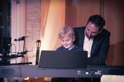 GUARINI E CRIS PIANO