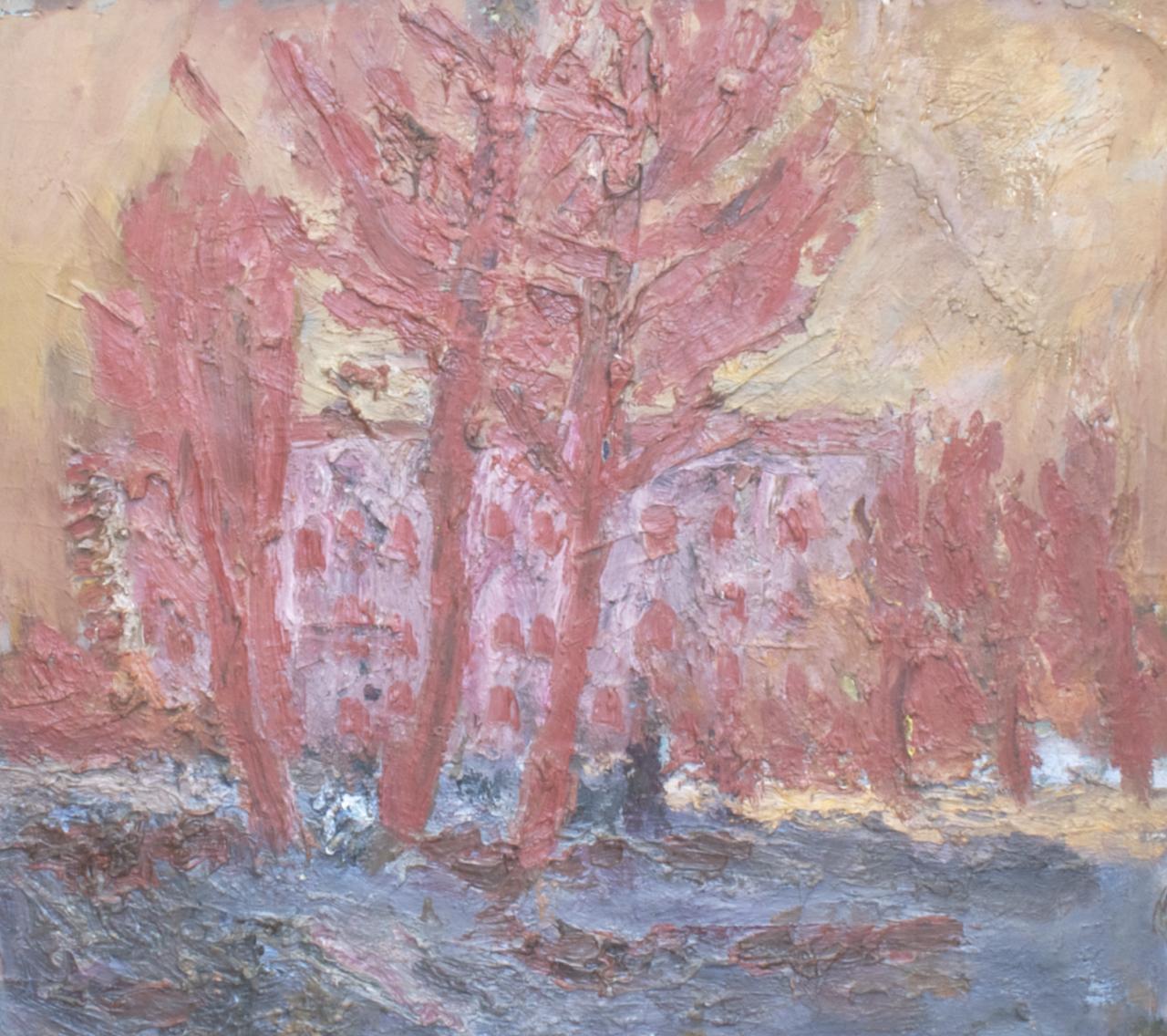 Красные деревья, 1978