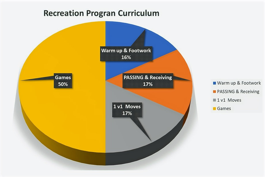 Recreation program curriculum