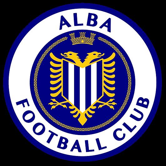 ALBA FC Youth Soccer club LOGO